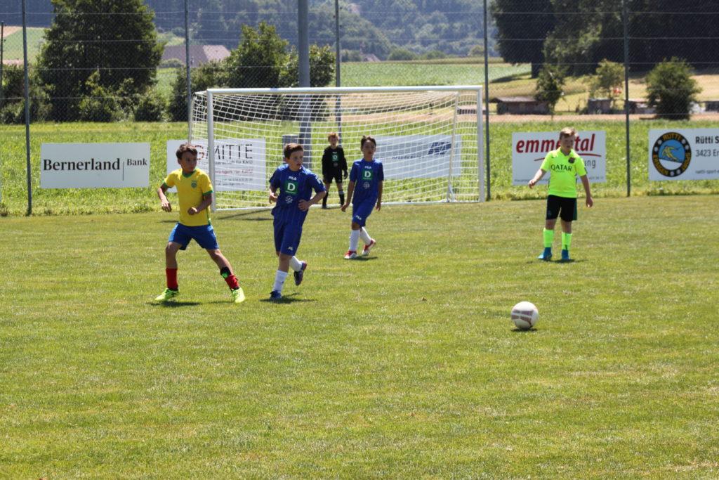 Erfolgreiches 6. SC Ersigen-Fussballfest!