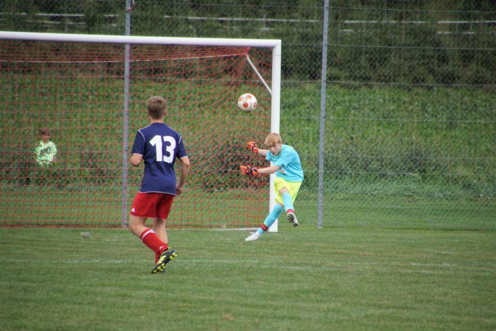 Matchbilder Junioren B – SC Ersigen vs FC Lotzwil-Madiswil vom 01.09.19