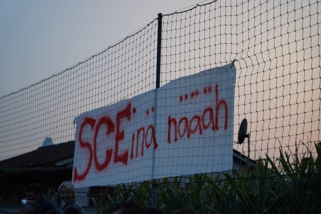Lokal-Derby SCE – FCK vom 12. September 2020